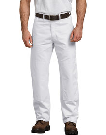 Painter's Double Knee Utility Pants - White (WH)