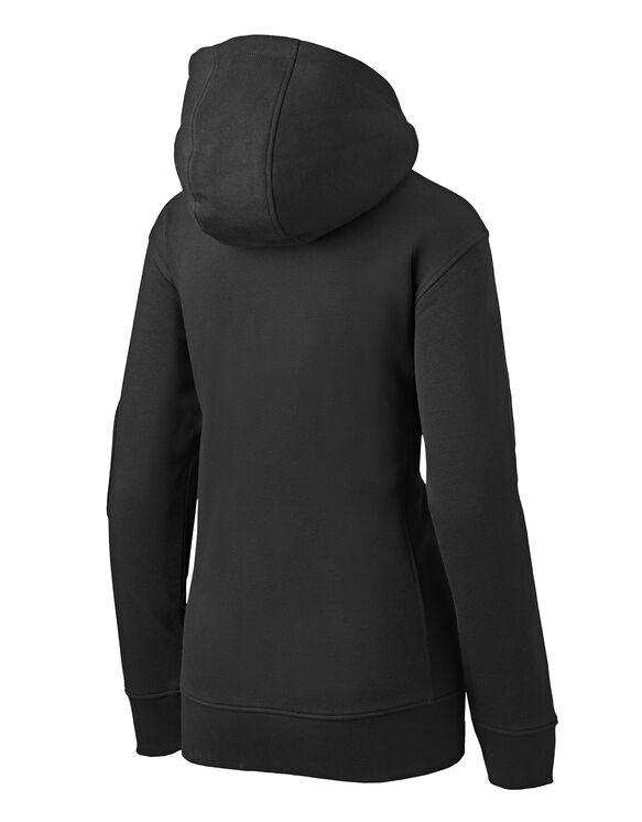 Veste de travail performante en molleton pour femmes - Black (BK)