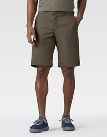 "Flex 11"" Relaxed Fit Work Short - Mushroom (MR1)"