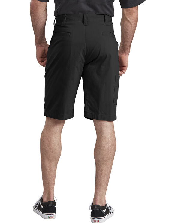 "11"" Temp-iQ® Performance Hybrid Utility Shorts - Black (BK)"