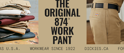 The Original 874 Work Pant