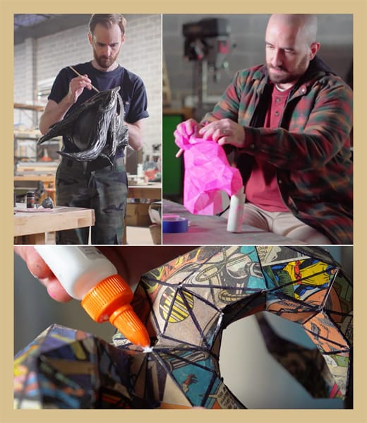 Les artistes peuvent collaborer et explorer de nombreuses possibilités de création grâce à Freeside.
