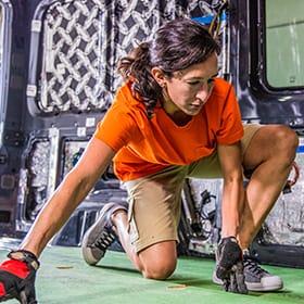 Tatiana, Custom Van Builder