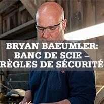 Banc De Scie – Règles De Sécurité