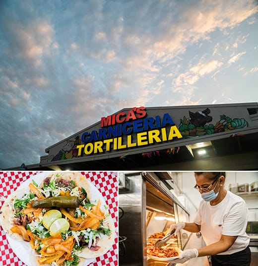 Established in 2015, Mica's Carniceria y Tortilleria serves the Dallas Fort Worth metroplex area with traditional Mexican food.