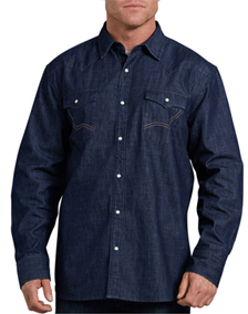 Men's Western Wear Shirt