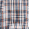 White Dark Blue Denim Plaid (RWDM)