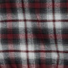 Light Gray Burgundy Plaid (XYP)