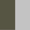Military Green Heather Gray (HGML)