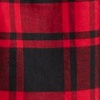 Black English Red Plaid (LHP)