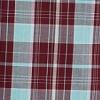 Burgundy Blue Plaid (RWUI)