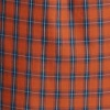 Gingerbread Dark Navy Plaid (BVP)