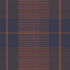 Navy Spice Brown Plaid (YPP)